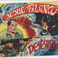 Livros de Banda Desenhada: JEQUE BLANCO Nº 47. ROLLÁN 1951.. Lote 60343239
