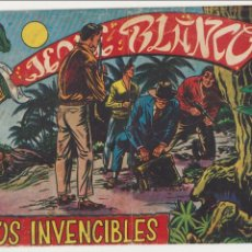 Livros de Banda Desenhada: JEQUE BLANCO Nº 48. ROLLÁN 1951.. Lote 60343663