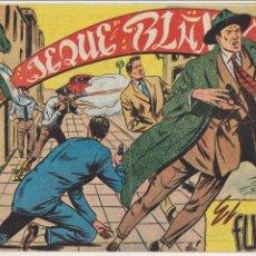 Livros de Banda Desenhada: JEQUE BLANCO Nº 52. ROLLÁN 1951.. Lote 60343803