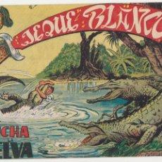 Tebeos: JEQUE BLANCO Nº 67. ROLLÁN 1951.. Lote 60344887
