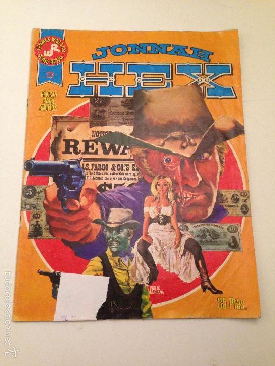JONNAH HEX Nº 3. ROLLAN 1977. (Tebeos y Comics - Rollán - Series Rollán (Azul, Roja, etc))