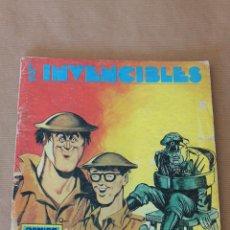 Tebeos: ROLLAN 6 - LOS INVENCIBLES Nº 4 LOS HISTRIONES - AÑO 1973. Lote 61474399