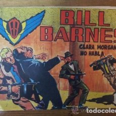 Tebeos: COMIC. BILL BARNES. CLARA MORGAN NO HABLA. Nº 14. ROLLAN. 1961. Lote 62365648