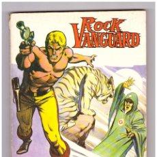 Tebeos: ROCK VANGUARD. ROLLÁN 1974. COMPLETA (6 TOMOS).. Lote 66150022
