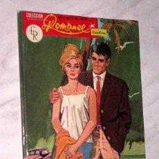 Tebeos: MI PRIMERA CITA. ROMANCE GRÁFICA Nº 5. 4 HISTORIETAS COMPLETAS. EDITORIAL ROLLÁN, 1965. ++. Lote 67649633