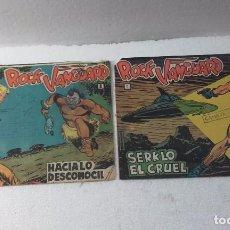 Tebeos: COMIC- ROCK VANGUARD-ORIGINALES Nº 1 Y 5, AÑO 1961. Lote 68118809
