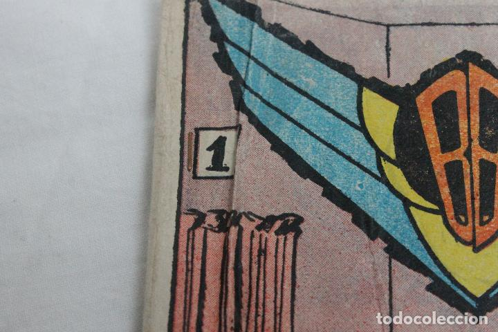 Tebeos: COMIC BILL BARNES Nº 1, EDITORIAL ROLLAN, MADRID 1961 - Foto 2 - 68785273