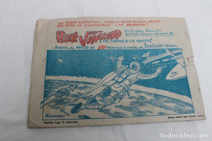 Tebeos: COMIC BILL BARNES Nº 1, EDITORIAL ROLLAN, MADRID 1961 - Foto 4 - 68785273
