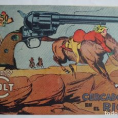 Tebeos: MENDOZA COLT Nº 105 - E. ROLLAN - ORIGINAL. Lote 69759677