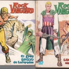 Giornalini: ROCK VANGUARD COMPLETA 6 EJEMPLARES -. 1974. Lote 71218037