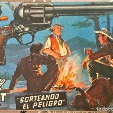 Tebeos: MENDOZA COLT Nº 21 ORIGINAL 1958 EDIT. ROLLAN. Lote 72424695