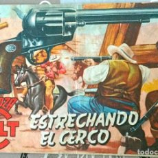 Tebeos: MENDOZA COLT Nº 4 ORIGINAL 1958 EDIT. ROLLAN. Lote 72878335