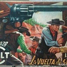 Tebeos: MENDOZA COLT Nº 11 ORIGINAL 1958 EDIT. ROLLAN. Lote 72881331