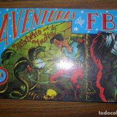 Tebeos: AVENTURAS DEL FBI Nº2. Lote 73303715