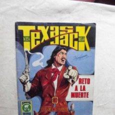 Livros de Banda Desenhada: TEXAS JACK RETO A LA MUERTE Nº 2 EDITORIAL ROLLAN. Lote 75062587
