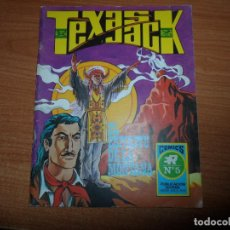 Tebeos: TEXAS JACK Nº 12 EDITORIAL ROLLÁN 1973. Lote 75134335