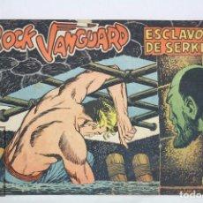 Tebeos: CÓMIC ROCK VANGUARD - Nº 7. ESCLAVO DE SERKLO - ED. ROLLÁN, AÑO 1961. Lote 75296007