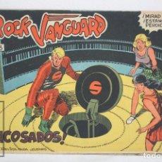 Tebeos: CÓMIC ROCK VANGUARD - Nº 3. ¡ACOSADOS! - ED. ROLLÁN, AÑO 1961. Lote 75296143
