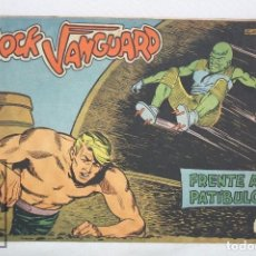 Tebeos: CÓMIC ROCK VANGUARD - Nº 8. FRENTE AL PATÍBULO - ED. ROLLÁN, AÑO 1961. Lote 75296275