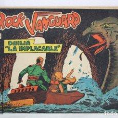 Tebeos: CÓMIC ROCK VANGUARD - Nº 13. DUILIA LA IMPLACABLE - ED. ROLLÁN, AÑO 1961. Lote 75296583