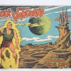 Tebeos: CÓMIC ROCK VANGUARD - Nº 4. COGIDO EN EL CEPO - ED. ROLLÁN, AÑO 1961. Lote 75316095