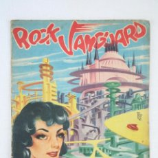 Tebeos: CÓMIC ROCK VANGUARD - Nº 5. FUGA TEMERARIA - ED. ROLLÁN, AÑO 1958. Lote 75318611