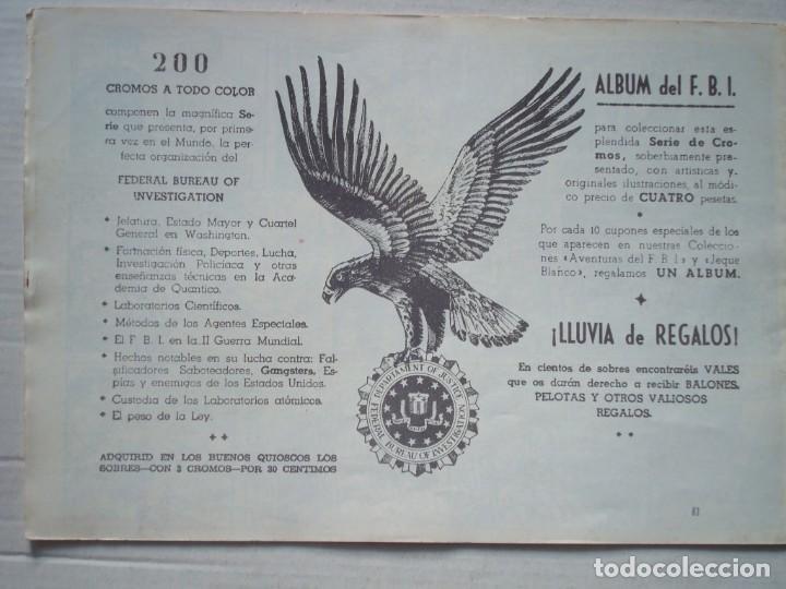 Tebeos: Jeque Blanco nº 83 - Foto 2 - 75660139