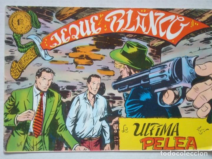 JEQUE BLANCO Nº 65 (Tebeos y Comics - Rollán - Jeque Blanco)