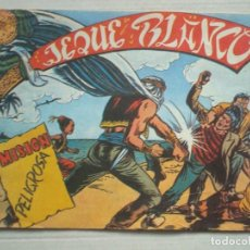 Tebeos: JEQUE BLANCO Nº 20. Lote 75661415