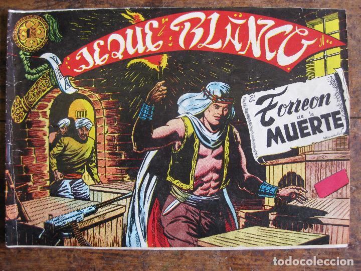 JEQUE BLANCO - ROLLAN - Nº94 (Tebeos y Comics - Rollán - Jeque Blanco)