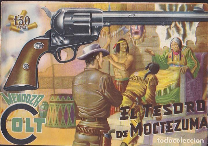 COMIC COLECCION MENDOZA COLT Nº 6 (Tebeos y Comics - Rollán - Mendoza Colt)