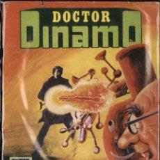 Livros de Banda Desenhada: DOCTOR DINAMO Nº 3, EL RAYO DESTRUCTOR. Lote 83950900
