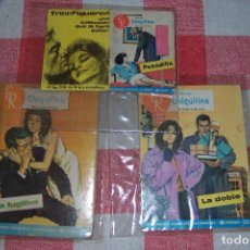 Tebeos: ROLLAN, CHIQUITINA Nº 16-35-43. Lote 84951348