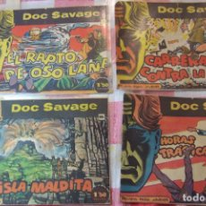 Tebeos: ROLLAN,- DOC SAVAGE Nº 15 RESTO VENDIDOS.. Lote 85032451
