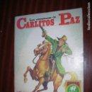 Tebeos: (F.1) LAS AVENTURAS DE CARLITOS PAZ Nº 18 SERIE ROJA (LA CAJITA DE MÚSICA). Lote 89474936