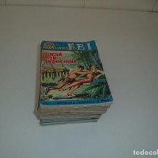 Tebeos: AVENTURAS DEL F B I. AÑO 1.964. (17 X 12.) LOTE DE 29. TEBEOS ORIGINALES EDITORIAL ROLLÁN.. Lote 89503156