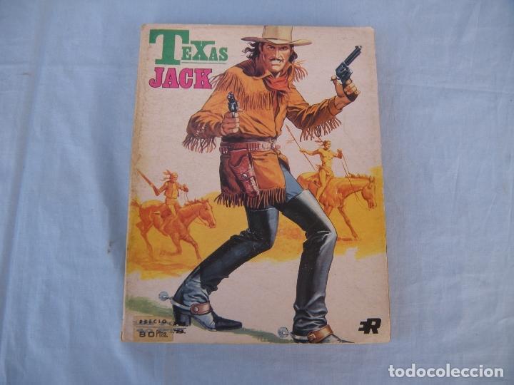 TEXAS JACK 1972 (Tebeos y Comics - Rollán - Otros)