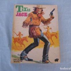 Tebeos: TEXAS JACK 1972. Lote 91278680
