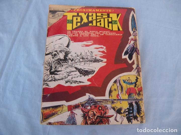 Tebeos: TEXAS JACK 1972 - Foto 3 - 91278680