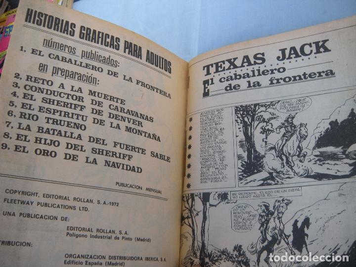 Tebeos: TEXAS JACK 1972 - Foto 4 - 91278680