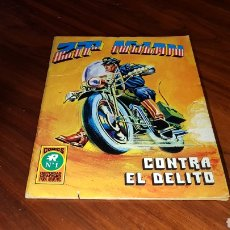 Tebeos: ZIP NOLAN 1 EXCELENTE CONTRA EL DELITO ROLLAN. Lote 92183372