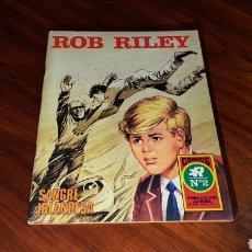 Tebeos: ROB RILEY 2 EXCELENTE ESTADO ROLLAN. Lote 92190014