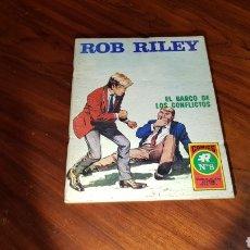 Tebeos: ROB RILEY 8 EXCELENTE ESTADO ROLLAN. Lote 92190070