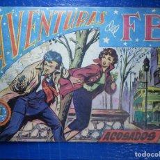 Tebeos: TEBEO - COMIC - AVENTURAS DEL FBI - ACOSADOS - ROLLAN - Nº 30. Lote 92236475