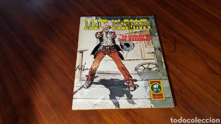 MATT MARRIOT 2 CASI EXCELENTE ROLLAN (Tebeos y Comics - Rollán - Otros)