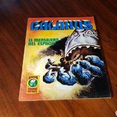 Tebeos: GALAXUS 1 EXCELENTE ESTADO ROLLAN. Lote 92350793