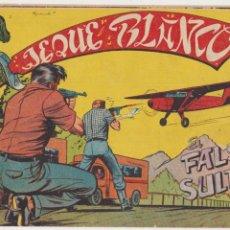 Tebeos: JEQUE BLANCO Nº 130. ROLLÁN 1951.. Lote 93073815