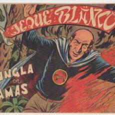 Tebeos: JEQUE BLANCO Nº 113. ROLLÁN 1951.. Lote 93075290