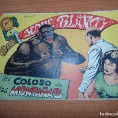 Tebeos: EL JEQUE BLANCO Nº 115 EDITORIAL ROLLAN ORIGINAL . Lote 93709915