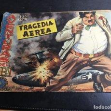 Tebeos: AVENTURAS DE FBI Nº 177 TRAGEDIA AEREA (ORIGINAL ED. ROLLAN) (COI31). Lote 94813315